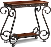Accent and Occasional Furniture-Valmont Chairside Table