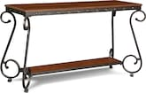 Accent and Occasional Furniture-Valmont Sofa Table