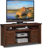 "Entertainment Furniture-Harrington 64"" TV Stand"