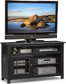 "Entertainment Furniture-Kittery Black 54"" TV Stand"