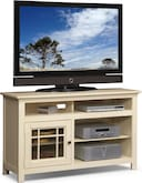 "Entertainment Furniture-Kittery White 54"" TV Stand"
