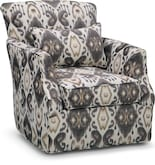 Living Room Furniture-Newlyn Swivel Chair