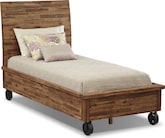 Bedroom Furniture-Andover Twin Bed