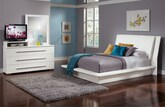 [Dimora White 5 Pc. Queen Bedroom]