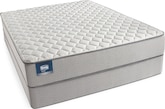 Mattresses and Bedding-Leighton Firm King Mattress/Split Foundation Set