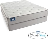 [Canal St. Plush Queen Mattress/Foundation Set]