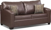 Living Room Furniture-Benning Twin Sleeper Sofa