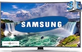 "Televisions - Samsung 55"" SMART Curved UHD LED<br>Model UN55JU7500FXZ"