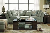 Living Room Furniture-The Brookside Spa Collection-Brookside Spa Sofa