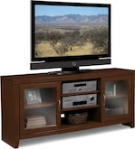 "Entertainment Furniture-The Newton II Collection-Newton II 60"" TV Stand"