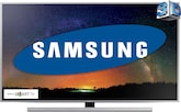 "Televisions - Samsung 55"" SMART Curved SUHD LED<br>Model UN55JS8500FX"
