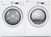 Washers and Dryers - GE Collection<br>Model GFWN1100HWW/GFMN110EDWW