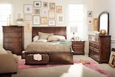 Bedroom Furniture-Copley 7 Pc. Queen Storage Bedroom
