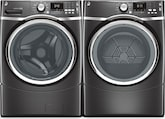 Washers and Dryers - GE Collection<br>Model GFWS1705HDG/GFMS175EHDG