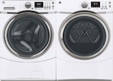 Washers and Dryers - GE Collection<br>Model GFWS1700HWW/GFMS170EHWW