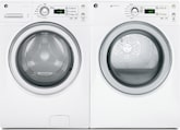 Washers and Dryers - GE Collection<br>Model GFWH1200HWW/GFMN120EDWW