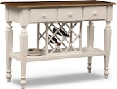 Dining Room Furniture-Sophie Cream Sideboard