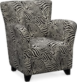 Living Room Furniture-The Elle Collection-Elle Accent Chair