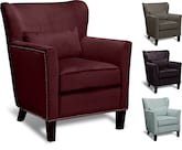 Living Room Furniture-The Kinsey Collection-Kinsey Accent Chair
