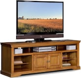 "Entertainment Furniture-The Thornton II Collection-Thornton II 70"" TV Stand"