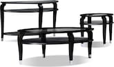 Accent and Occasional Furniture-The Sandrine Collection-Sandrine Cocktail Table