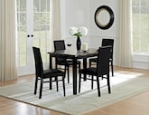 Dining Room Furniture-The Talbot Collection-Talbot 5 Pc. Dinette