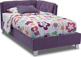 [Jordan III Twin Corner Bed]