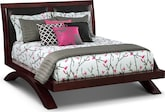Bedroom Furniture-Hastings Arch King Bed