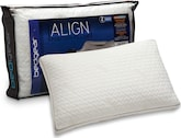Mattresses and Bedding-Align Jumbo/Queen Stomach Pillow