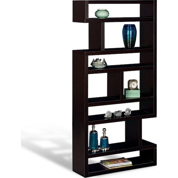 Magma Large Bookcase | Value City Furniture