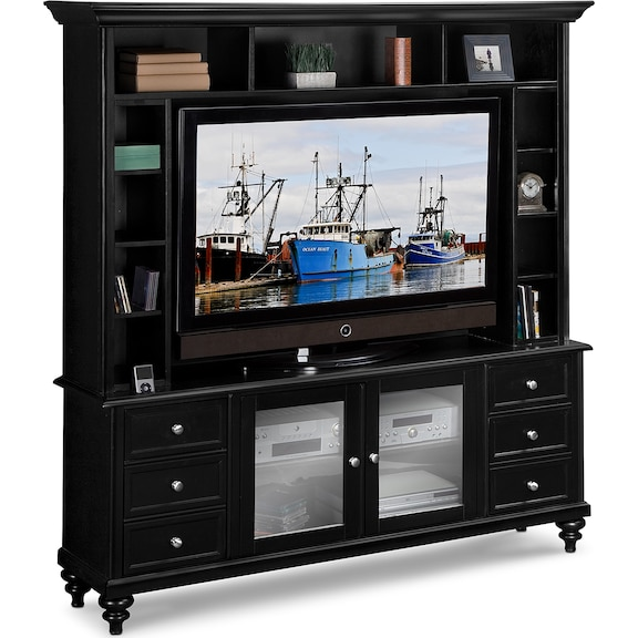 Catskills Entertainment Wall Units Collection Value City