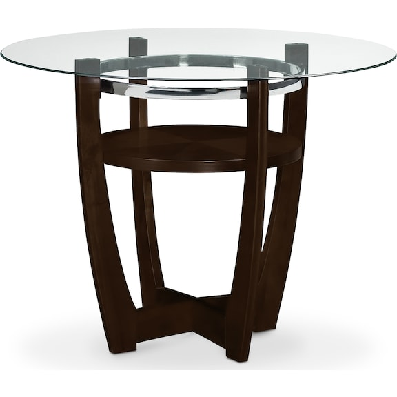 Alcove Ii Counter Height Table Value City Furniture