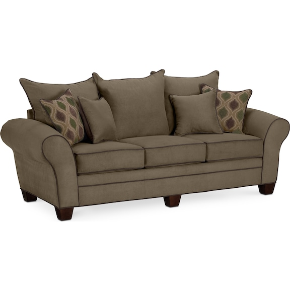 Living Room Furniture - Rendezvous Sofa