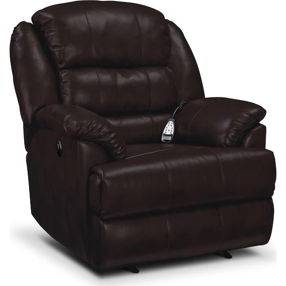 Living Room Furniture - Hunter Power Recliner