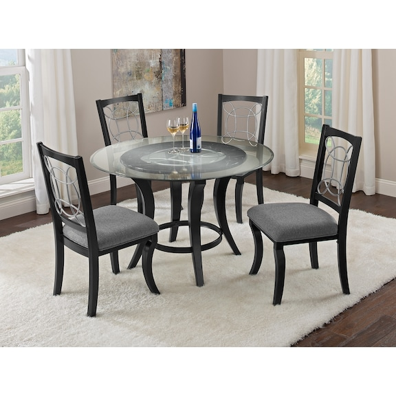 pandora dining room collection value city furniture