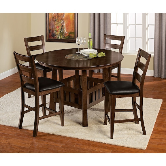 harbor pointe dining room collection value city furniture