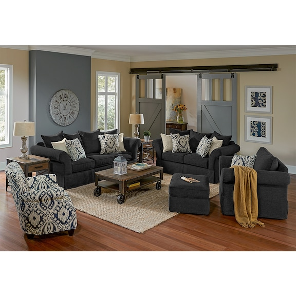 Gramercy Upholstery Collection Value City Furniture