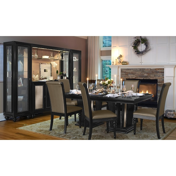 Dining Room Sets Value City Furniture : Paradiso Dining Room Collection - Value City Furniture