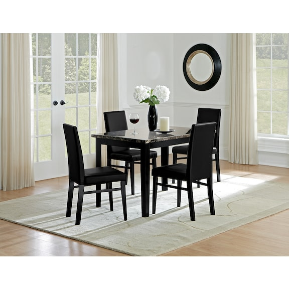 American Signature Furniture Shadow Dining Room Collection