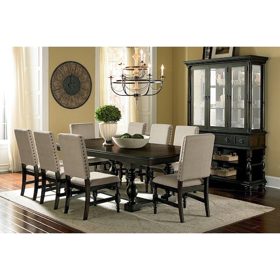 Value City Dining Room Furniture: Ashton Dining Room Collection