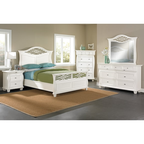 artisan bedroom collection value city furniture