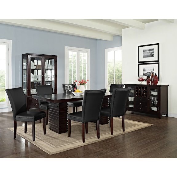 Paragon Caravelle Dining Room Collection Value City Furniture