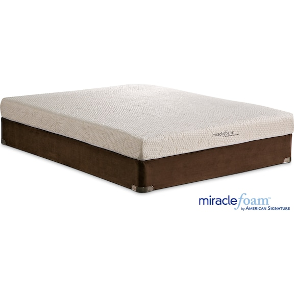 Miracle Foam Renew Ii Mattress Collection Value City Furniture