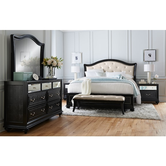 Marilyn Bedroom Collection Value City Furniture