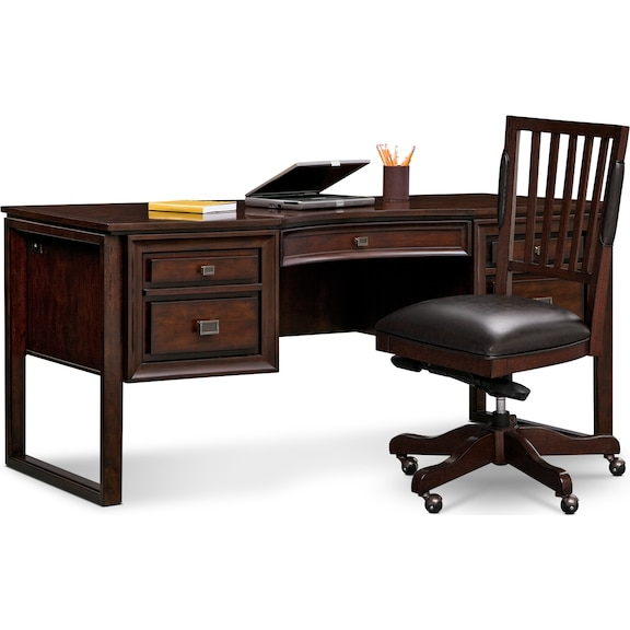 home office furniture curved desk home office furniture medina