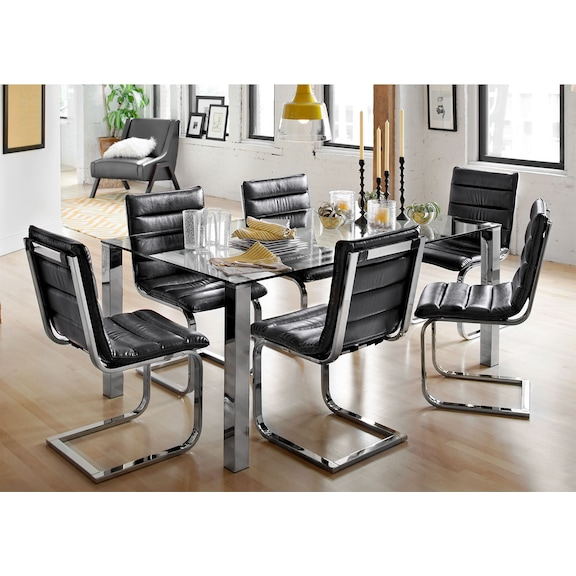 omega dining room collection value city furniture