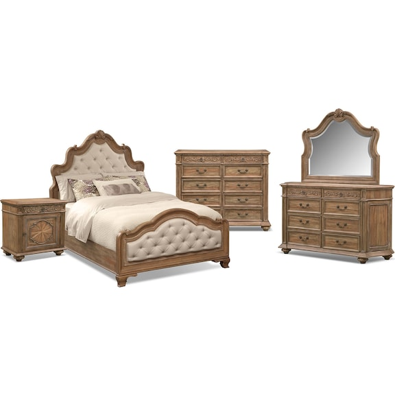 american signature furniture chateau maison bedroom collection