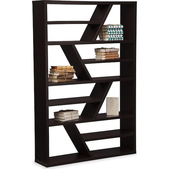 Zigzag Bookcase | American Signature Furniture