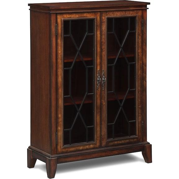 Churchill Door Bookcase | American Signature Furniture
