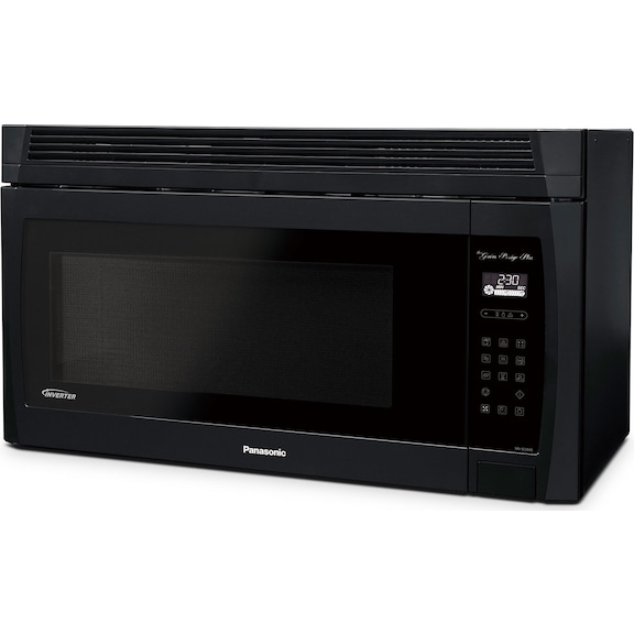 Panasonic® 2.0 Cu. Ft. Genius® Prestige
